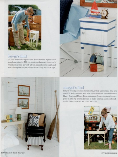 Style at Home magazine