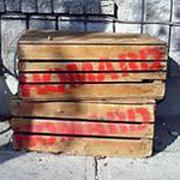 Lobster crates