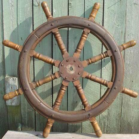 Ships' Wheel