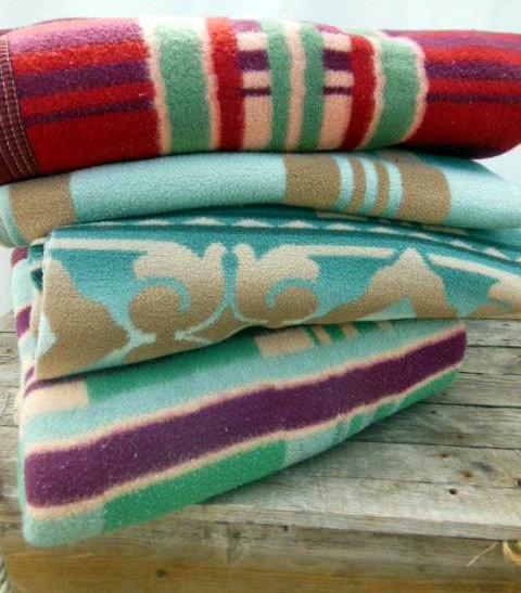 Hudson Bay Blankets