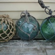 Antique Fishing Floats