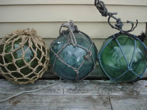 Glass Floats Traditional Marine Outfitters