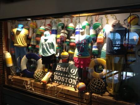 """Buoy Window : """"Best of Boston"""""""