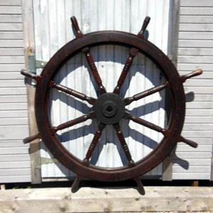 Five-foot Ship's Wheel
