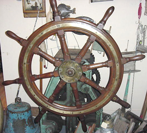 Geared Wheel Assembly
